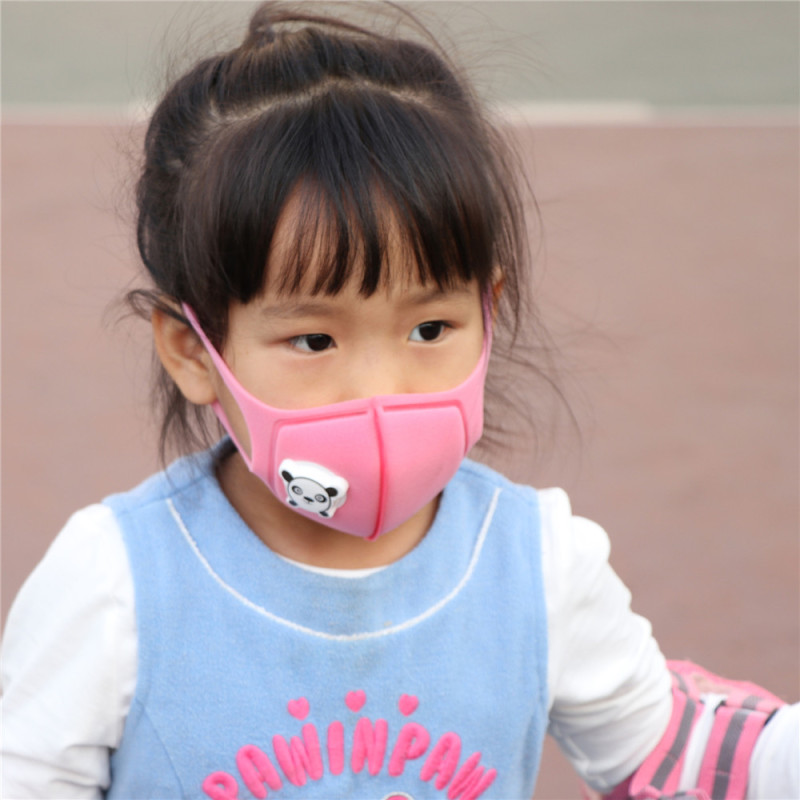 ballad [In stock ] 1pcs Masks Anti-Fog p m2.5 Is Suitable For Infants And Children Anti-Foam