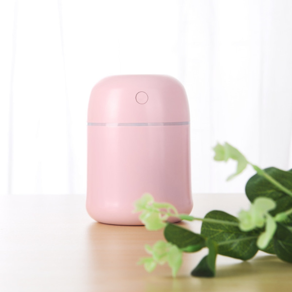 Bảng giá 80ML USB Mini Air Humidifier Ultrasonic Essential Oil Aroma Diffuser Youpin Mute LED Light Mist Maker for Home