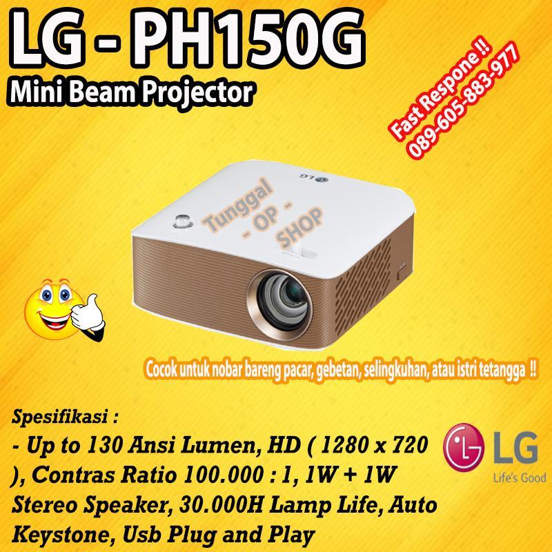 Projector LG PH150G