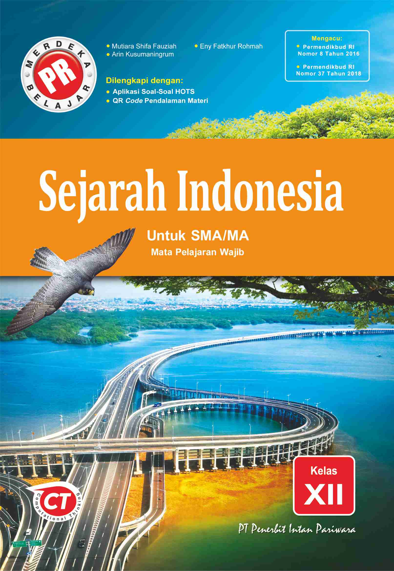 Buku Pr Sejarah Mapel Wajib Kelas 12 Lks Intan Pariwara 2020 2021 Lazada Indonesia