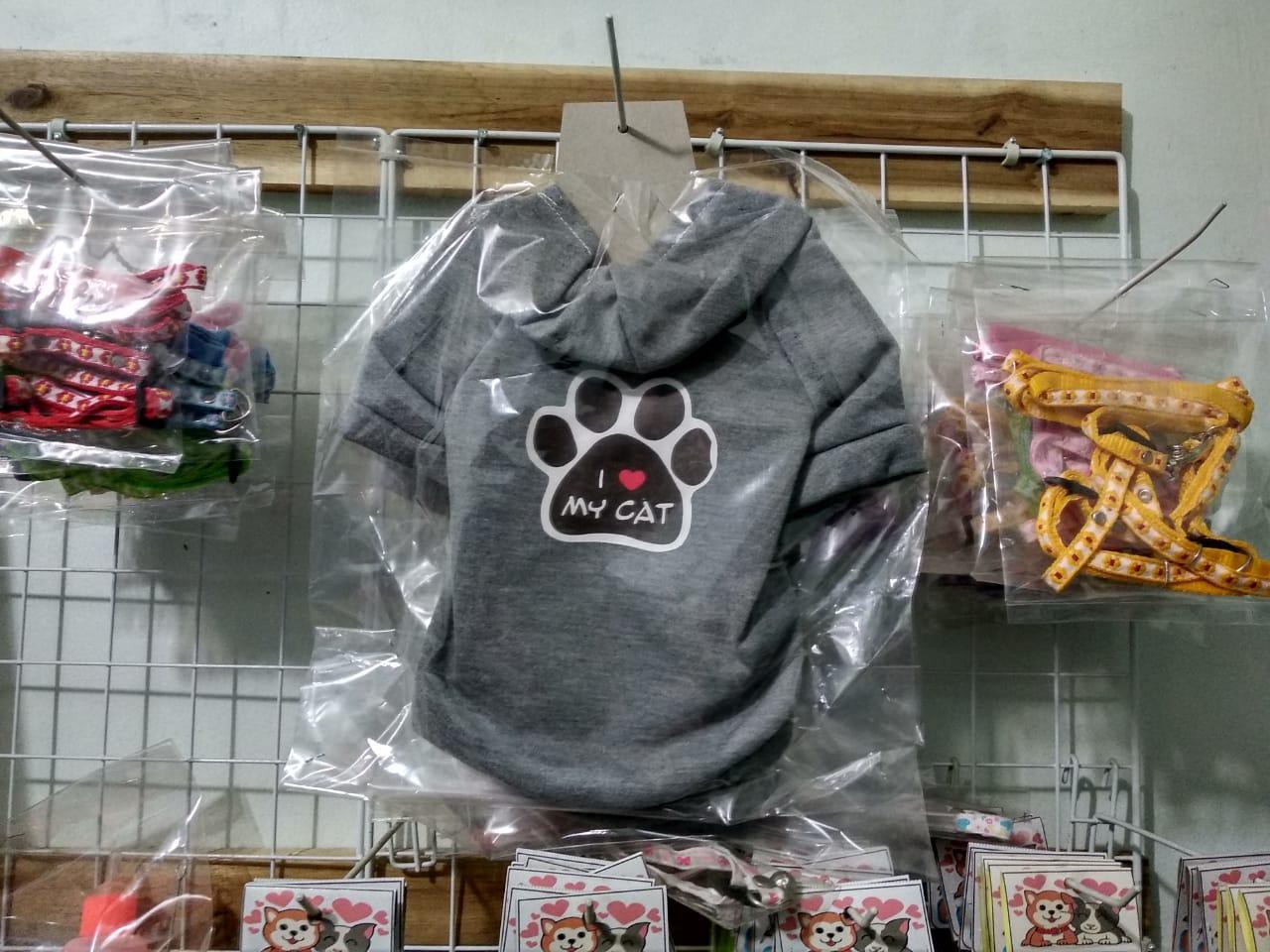 Baju Hewan ( Sweater ) Kucing Dan Anjing By Poultry Shop.