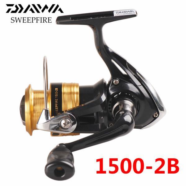 130151c7ac0 100% DAIWA Original Sweepfire Berputar Reel Pancing 2000A/2500A/3000A/4000A  dengan