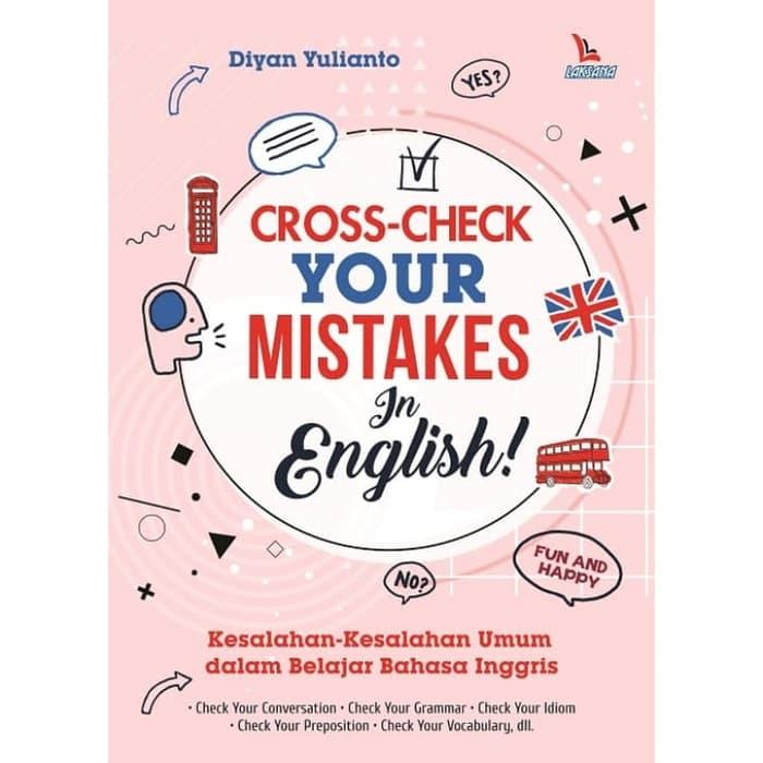Cross-Check Your Mistakes In English!