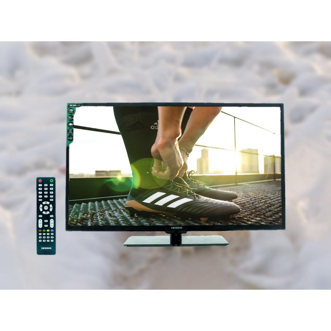 LED TV IKEDO LT- 48USB WIDE HITAM