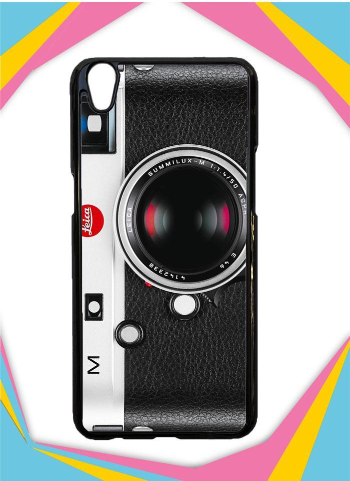Casing Hardcase Custom OPPO A37F Leica Camera E0824 Case Cover