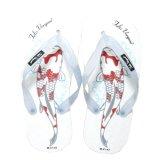 Toko Felix Verguso Sandal Koi Putih Lengkap