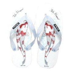Harga Felix Verguso Sandal Koi Putih Yang Bagus