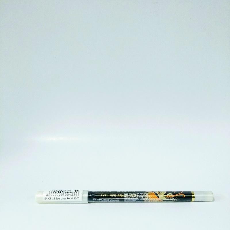 Sariayu Eyeliner Pensil P-03 White