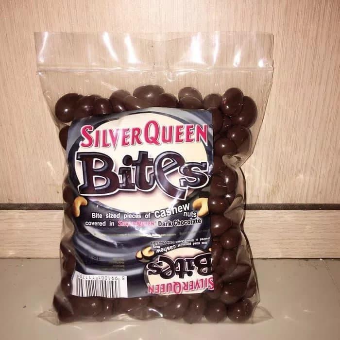 Coklat Delfi Silverqueen Bites 1kg