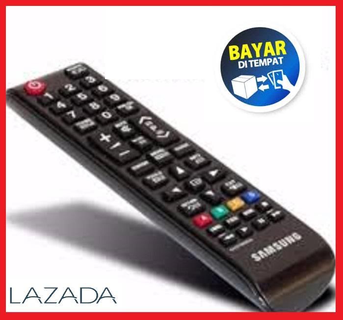 REMOTE LED/LCD TV SAMSUNG ORIGINAL/KW COCOK UTK SEGALA TYPE