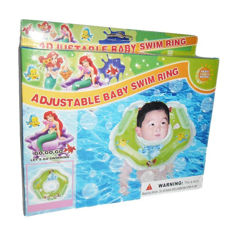 Harga Baby Swim Ring Ariel Mermaid 1572 Pelampung ...