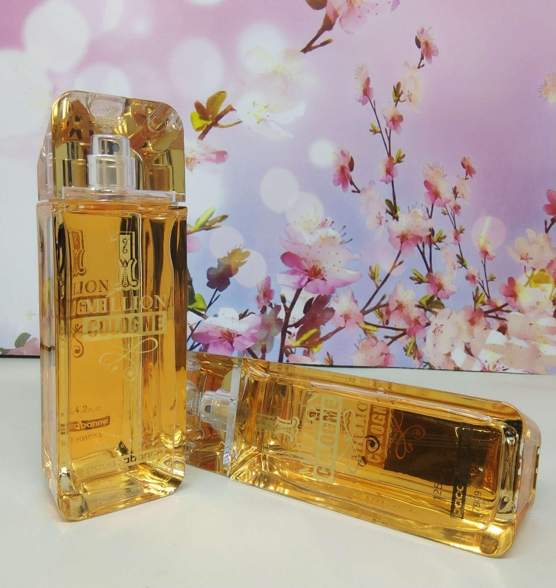 Parfum Pria Paco Rabanne One Million Cologne 125ml EDT Original Asli Eropa - Parfum Maskulin Terbaik