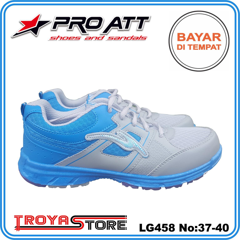 TROYASTORE - PRO ATT Sepatu Wanita Sneakers Murah LG Original / Sepatu Wanita Sporty / Sepatu Olahraga Outdoor / RajaSepatu Proatt