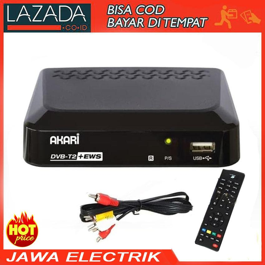 Akari Set Top Box ADS 210 ADS210 Digital Receiver DVB T2 NEW MURAH