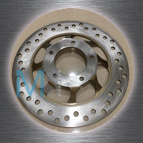 Piringan Cakram Depan Sunstar (Supra X) - MS Otomotif