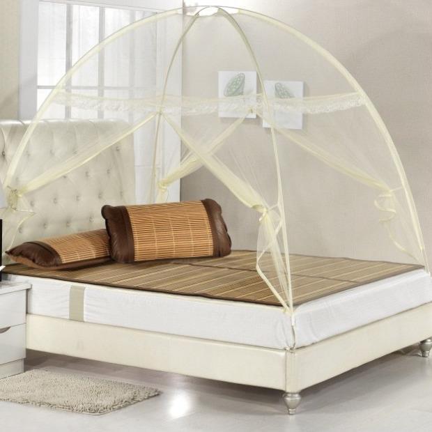 Kelambu Tempat Tidur Dewasa Portable / Mosquito Net for Bed 180 x 200 BH-123