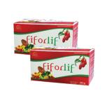 Jual Fiforlif Super Fiber Detox Alami Kaya Nutrisi Paket 2 Box Fiforlif Original