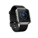 Spesifikasi Fitbit Blaze Smart Fitness Watch Size L Hitam Fitbit