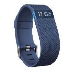Promo Fitbit Charge Hr Size S Blue Di Indonesia