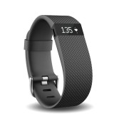 Promo Fitbit Charge Hr Wireless Heart Rate Activity Wristband Size L Hitam Akhir Tahun