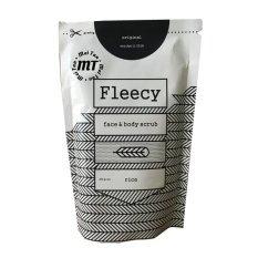 Jual Beli Online Fleecy Scrub Rice Original New Pack 200Gr