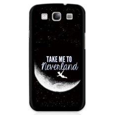 Jual Fly To Moon Lukisan Phone Case Untuk Samsung Galaxy Grand 2 Hitam Satu Set