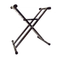Review Toko Focus Keyboard Stand Double Hitam Online