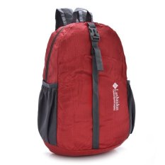 Toko Folding Outdoor Travel Backpack Waterproof Nylon Termurah Tiongkok