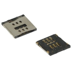 Promo For Iphone 4G Sim Card Reader Socket Slot Replacement Intl Akhir Tahun