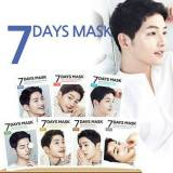 Jual Forencos 6 Days Mask Pack Song Joong Ki Tanpa Saturday Forencos Asli