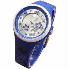 Fortuner 1045BL - Rubber Strap - Blue