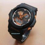 Toko Fortuner Dual Time J 950 Jam Tangan Sport Pria Waterresist Black Terlengkap