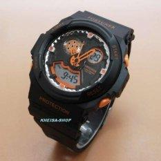 Toko Fortuner Dual Time J 950 Jam Tangan Sport Pria Waterresist Black Fortuner Dki Jakarta