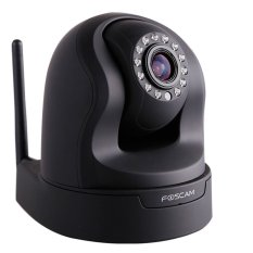 Beli Foscam Indonesia Fi9826P Wireless Hd Ip Camera With 3X Optical Zoom Hitam Lengkap