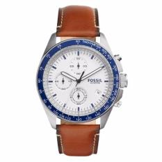 Fossil Sport 54 Chronograph CH3029 Jam Tangan Pria - Silver
