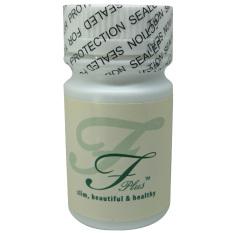 Spesifikasi Fplus 3 In 1 Capsules Slimming Whitening Detox 30 Kapsul Fplus