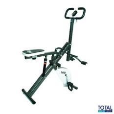 Situs Review Free Ongkir Jabodetabek Total Fitness Tl 8218 Putih Sepeda Olahraga Fitness 2In1 Exercise Bike