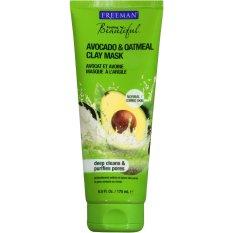 Katalog Freeman Avocado And Oatmeal Clay Mask Terbaru
