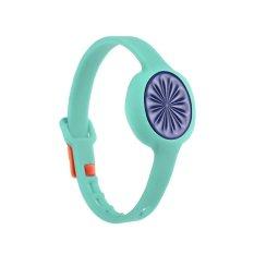 FSH OEM Colorful Gelang Pergelangan Tangan Tali Gelang Pengganti Jawbone Fitness Up Move Cyan S Sempit