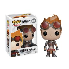 Funko Magic The Gathering - Chandra Nalaar - POP! Vinyl - 3849