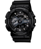 Review G Shock Casio Jam Tangan Pria Strap Resin Hitam Ga 110 1B