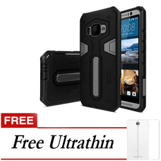Galaxy X Case  Military Protection  For  Samsung Galaxy J5 + Gratis Ultra thin - Abu-abu