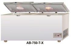 Promo Gea Freezer Box Ab 750 Tx Putih Khusus Jadetabek Murah