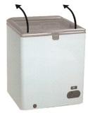 Harga Gea Freezer Glass Door Putih Sd 100F Khusus Jadetabek Baru
