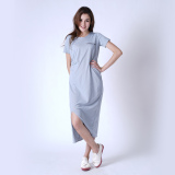 Toko Gee Eight Bonjour Baby Dress Grey Ds 1270 Online Terpercaya