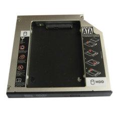 Generik 2nd Hard Drive HDD SSD Caddy untuk Acer Aspire 5538 ASUS U46u-Bal6 U46e-bal7 N550lf Swap Uj862ac