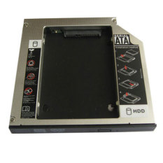 Generik 2nd Hard Drive HDD SSD Caddy untuk Acer Aspire 5720-4126 4520 4715Z 4920 5056