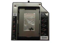 Generik 2nd SSD HDD Hard Drive Caddy untuk Lenovo ThinkPad T430 W530 T530 T420 W510 W520