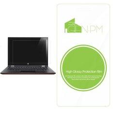 Genpm Tinggi Mengkilap ASUS X553MA Pelindung Layar Laptop Pelindung LCD Film Perlindungan