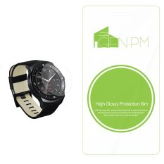 GENPM High Glossy LG Urbane LTE Watch Screen Protector LCD Guard Protection Film 2 Pcs (Clear)